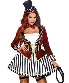 Leg Avenue Women's Night Ringmaster Costume
