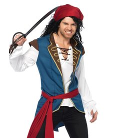Leg Avenue Men's Scoundrel Pirate Costume