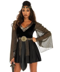 Leg Avenue Women's Glamazon Warrior Costume