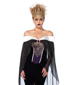 Leg Avenue Women's Bewitching Evil Queen Costume