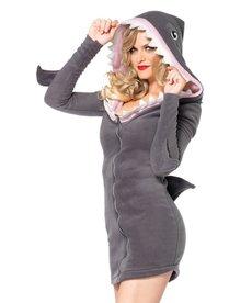 Leg Avenue Women's Cozy Shark Costume