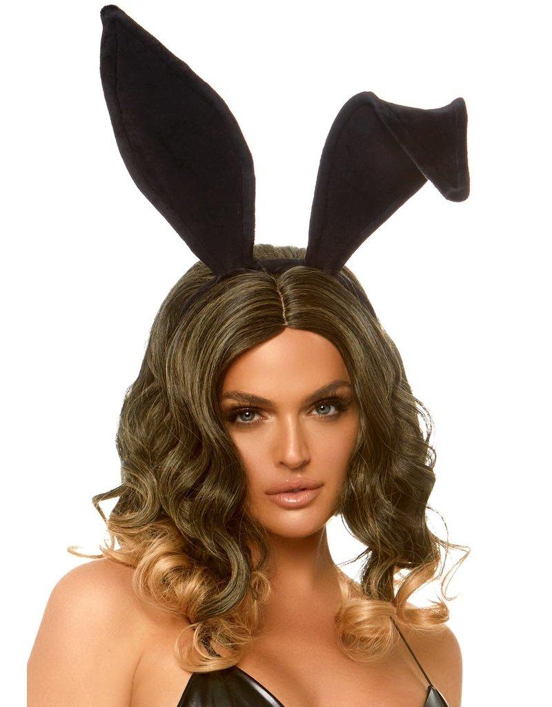 Leg Avenue Bendable Velvet Bunny Ears