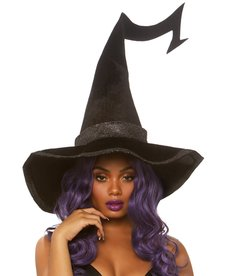 Leg Avenue Velvet Bewitched Witch Hat