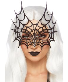 Leg Avenue Web Masquerade Mask