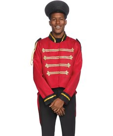 Leg Avenue Men's Military / Ring Master Jacket Costume