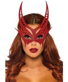 Leg Avenue Glitter Devil Masquerade Mask