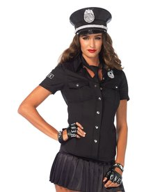Leg Avenue Women's Police Shirt