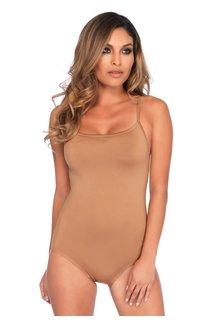 Leg Avenue Basic Bodysuit: Adult Size