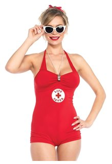 Leg Avenue CPR Sweetie: Adult Size Costume