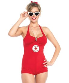 Leg Avenue CPR Sweetie: Adult Costume
