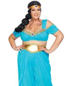 Leg Avenue Plus Size Sexy Desert Princess Costume