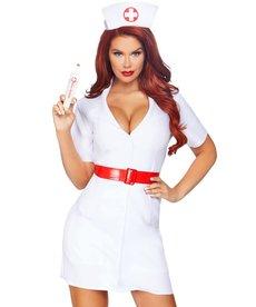 Leg Avenue Women's TLC Nurse Costume