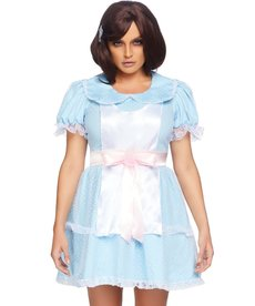 Leg Avenue Women's Creepy Sibling Costume