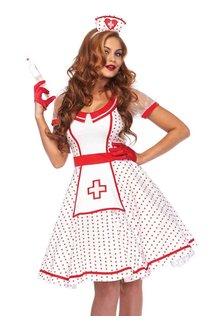 Leg Avenue Women's Bedside Betty Costume
