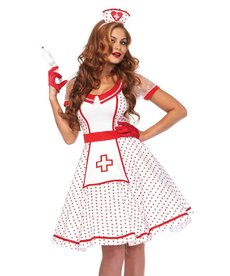 Leg Avenue Women's Bedside Betty Costume