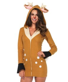 Leg Avenue Cozy Fawn: Adult Costume
