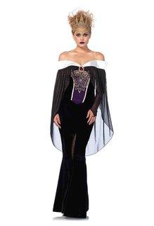 Leg Avenue Women's Bewitching Evil Queen Costume