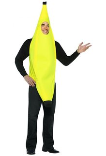 Banana: Adult Size Costume