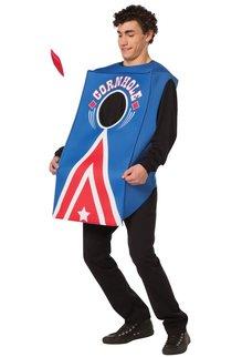 Adult Cornhole Interactive Game Costume
