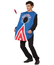 Adult Cornhole Interactive Game Costume