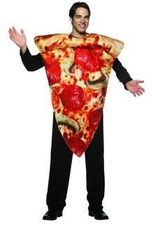Adult Pizza Slice Costume