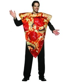 Adult Pizza Slice Costume