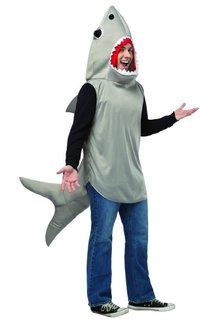 Adult Sand Shark Costume