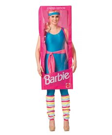 Women's Barbie Costume (Barbie™ Box)