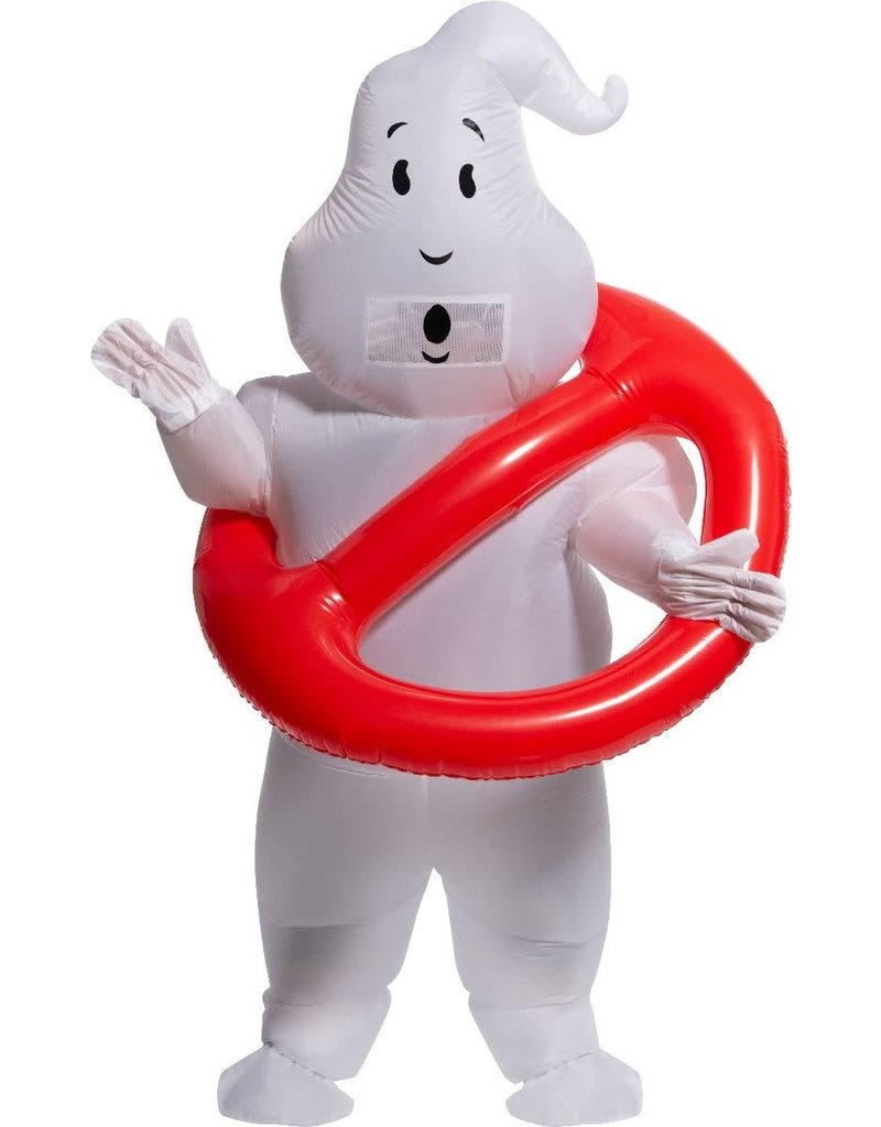 Rubies Costumes Ghostbusters: No Ghost Inflatable Adult One Size