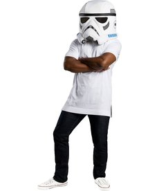 Rubies Costumes Stormtrooper Mascot Head: Star Wars Saga