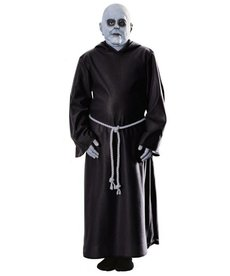 Rubies Costumes Men's Deluxe Uncle Fester Costume