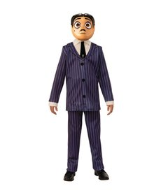 Rubies Costumes Kids Gomez Addams Costume (The Addams Family Animated Movie)