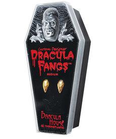 Dracula Fangs: Gold