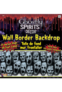 Border Roll - Ghostly Spirits