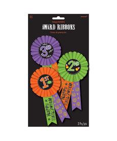 Halloween Award Ribbons