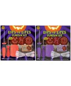 Fun World Costumes Lots Of Lites Pumpkin Kit