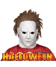 Fun World Costumes Rob Zombie Halloween: Michael Myers™  (The Beginning) Mask