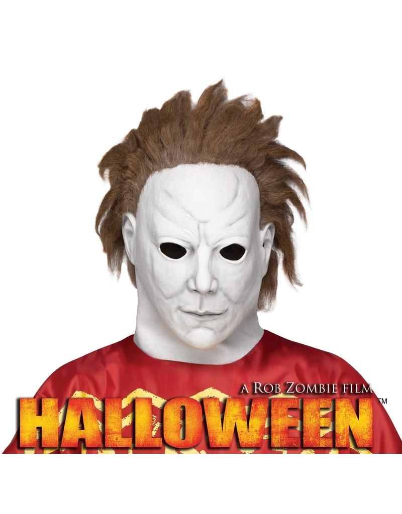 Johnnie Brocks Halloween 2020 Michael Myers Mask Rob Zombie Halloween   Michael Myers™ (The Beginning) Mask