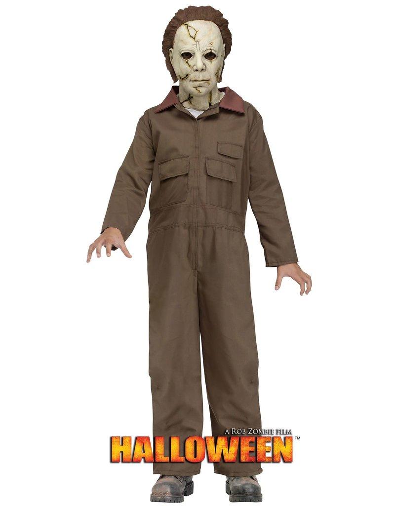 Johnnie Brocks Halloween 2020 Michael Myers Mask Boy's Michael Myers™ Costume (HALLOWEEN)   Johnnie Brocks Dungeon
