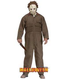 Fun World Costumes Men's Michael Myers™ Costume (Rob Zombie's HALLOWEEN)