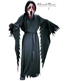 Fun World Costumes Kids Bleeding Ghost Face® Costume