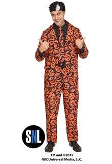 Fun World Costumes David S. Pumpkins (Saturday Night Live™): Adult Size Costume