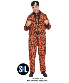 Fun World Costumes David S. Pumpkins (Saturday Night Live™): Adult Costume