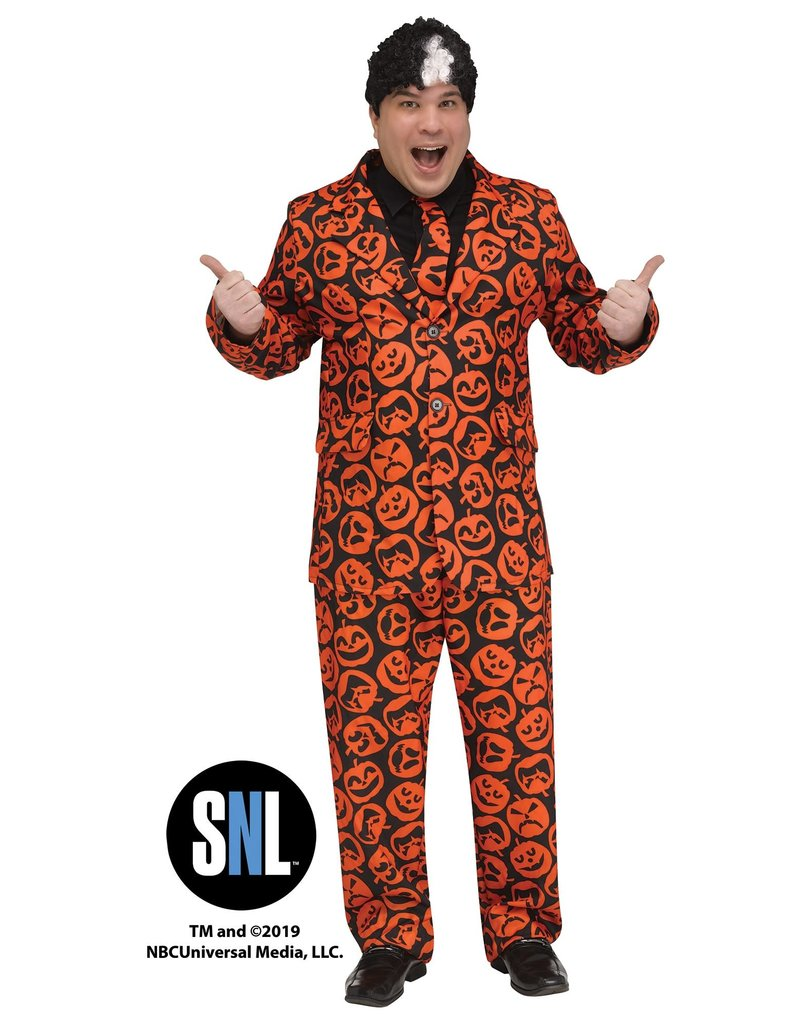 Fun World Costumes Men's Plus Size David S. Pumpkins Costume (Saturday Night Live™)