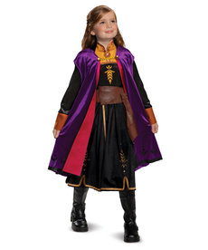 Disguise Costumes Child Deluxe Anna Costume