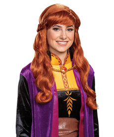Disguise Costumes Women's Anna Wig: Frozen 2