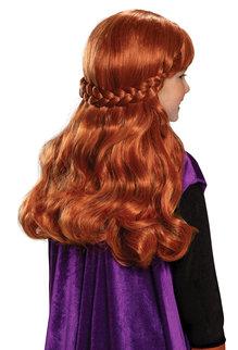 Disguise Costumes Kids Anna Wig: Frozen 2 Child Size