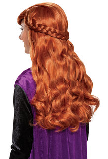 Disguise Costumes Adult Anna Wig: Frozen 2