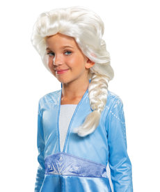 Disguise Costumes Elsa Wig: Child