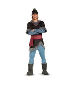 Disguise Costumes Men's Deluxe Kristoff Costume